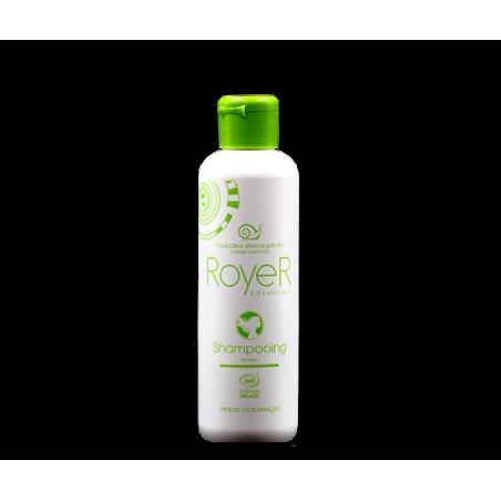 Bave d'escargot bio fraîche : Shampooing